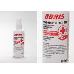 Płyn dezynfekujący Doris 100ml