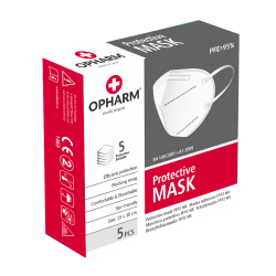 Maska Ochronna Opharm FFP2,...