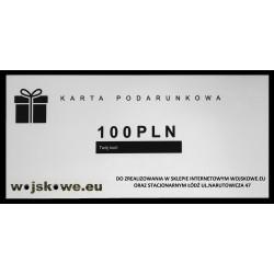 KARTA PODARUNKOWA...