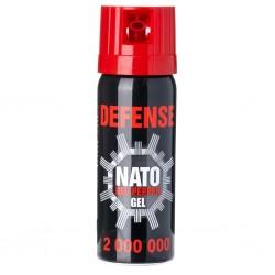 Gaz pieprzowy NATO RED Gel...