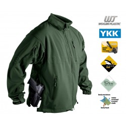 Softshell JACKAL QSA Shark...
