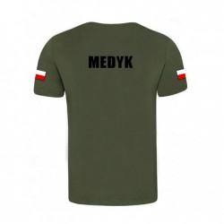 Koszulka TigerWood MEDYK...